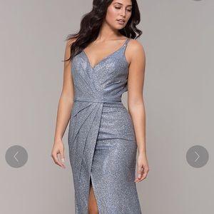 NWT Clarisse Prom Dress